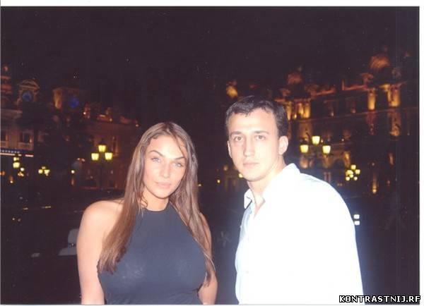 Алена водонаева и бывший муж фото