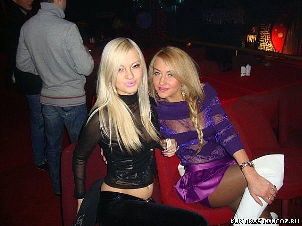 Виктория Берникова была блондинкой фото.